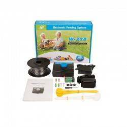 HIDDEN ELECTRONIC DOG FENCE SYSTEM W-228