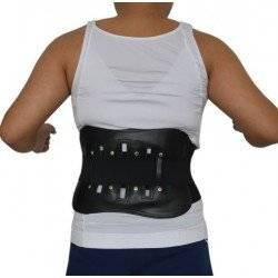 LUMBAR REHABILITATION INSTRUMENT MEDICAL PROTECTS THE WAIST BELT