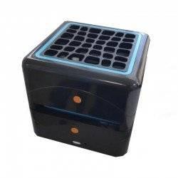 KD ΦΟΡΗΤΟ MINI AIR-COOLER NEW DESIGN FAN BLACK YH-10510
