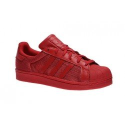 ADIDAS SUPERSTAR RED B42621