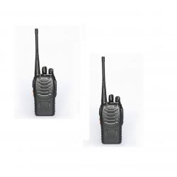 ΣΕΤ BAOFENG ΔΥΟ ΦΟΡΗΤΟΙ ΠΟΜΠΟΔΕΚΤΕΣ UHF (PMR)-BF-888s