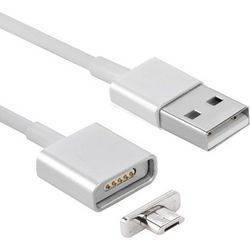 ΜΑΓΝΗΤΙΚΟ ΚΑΛΩΔΙΟ ΦΟΡΤΙΣΗΣ ΓΙΑ ANDROID USB (1m)